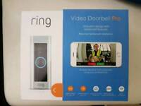 Ring Video Doorbell Pro- 1080p HD