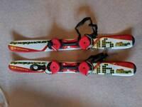 Salomon ski blades - as new