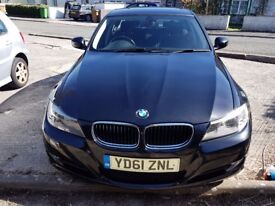 Bmw 320 d efficient dynamics
