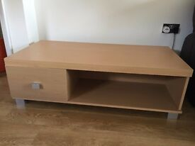 Table (TV table or unit with drawer)