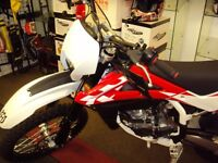 New Husqvarna WR125 Enduro Motorbike for sale