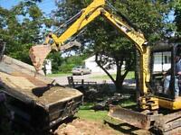 Excavations / Foundation Repairs/Carpentry