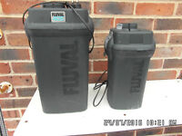fluval 205 and 405 aquarium filters
