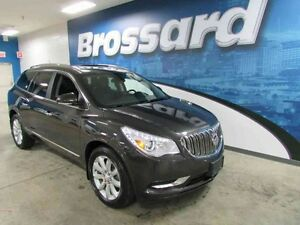 2015 BUICK ENCLAVE AWD LEATHER awd , cuir , toit , mag . int a p