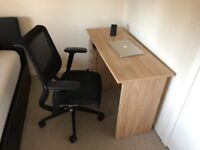 Computer Desk & Chair