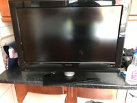 "32"" Black HD TV £55"