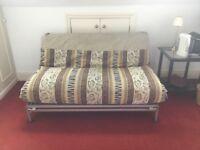 Futon sofa bed in excellent condition