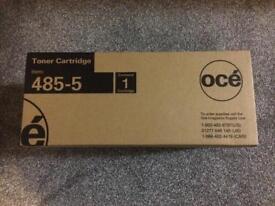 Océ 485-5 Toner Cartridge - *NEW*