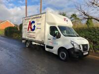 Man and van from £36