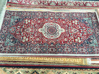 Gorgeous Traditional Ferraghan 100% Pure Worsted Wool Rug