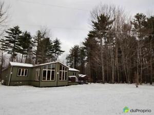 175 000$ - Maison mobile à vendre à Frelighsburg