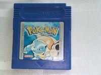Pokémon blue game