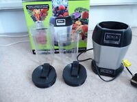 nutri ninja pro bl450 900w with out blades