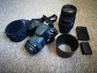 Sony Alpha 58 Digital SLR camera in excellent condition