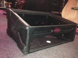 SKB 1SKB-R102 10 x 2 Roto Rack/Mixer Console w/ its cover