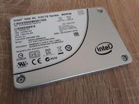 "INTEL 800GB 2.5"" 7mm SSD Solid State Drive SATA 6Gb/s, 16nm, 5 Year Warranty"