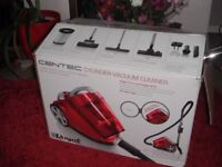1400w Cyclinder Hoover - Bagless - Excellent Condition.
