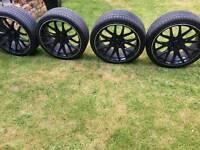 4 x spoke wheel