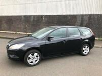 Ford Focus diesel estate 58 plate mot and service history