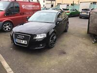 2009 a3 sport 2.0tdi 72.000 miles one owner from new swap for bigger car or van or 4x4