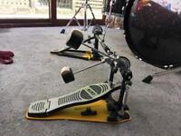 Mapex P780a series single chained double base pedal