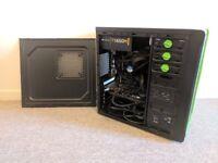 Gaming PC Quad Core Intel i5 4670K 16GB DDR3 GTX 770 250SSD 1250GB HDD Z87