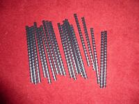 20 A4 binding combs / spines / ring binders