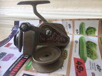 Vintage Ambidex Fishing Reel