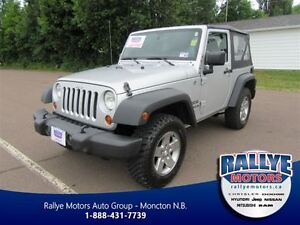 2011 Jeep Wrangler Sport! Traction and Stability! 3.73 Rear Axle