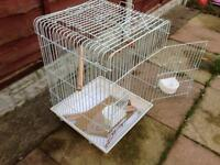 LARGE BIRD OR PARROT CAGE SIZE 2FT BY 2FT SMETHWICK £20