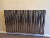 Silver radiator