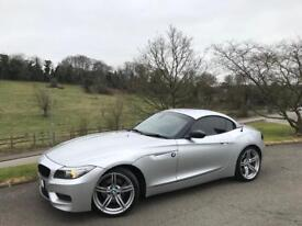 BMW Z4 3.0i M SPORT S DRIVE AUTO HARDTOP CONVERTIBLE ROADSTER