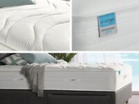 brand new factory sealed bensons for beds Sensaform Airstream Memory 6000 double Mattress rrp £699