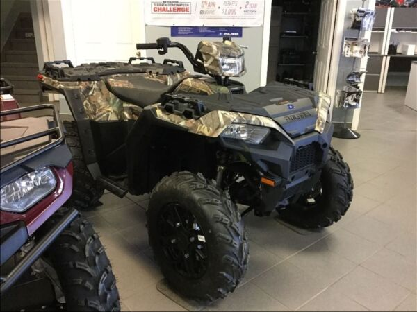 Used 2017 Polaris SPORTSMAN 850 SP EPS