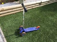 Mini micro scooter. Great used condition. Over £50 new. Aimed at children up to 5 years