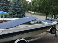 Boat covers and repairs to boat tops and covers