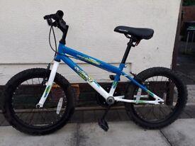 18 inch wheel Apollo bike