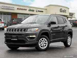 2019 Jeep Compass SPORT 4X4 | COLD WEATHER GRP