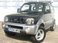 Suzuki Jimny by Fleet Direct
