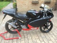 APRILIA RS 50 2004 moped
