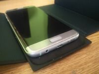 Samsung galaxy s7 edge + gear vr headset