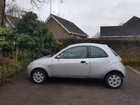 2004 Ford Ka collection 1yr Mot only done 79k