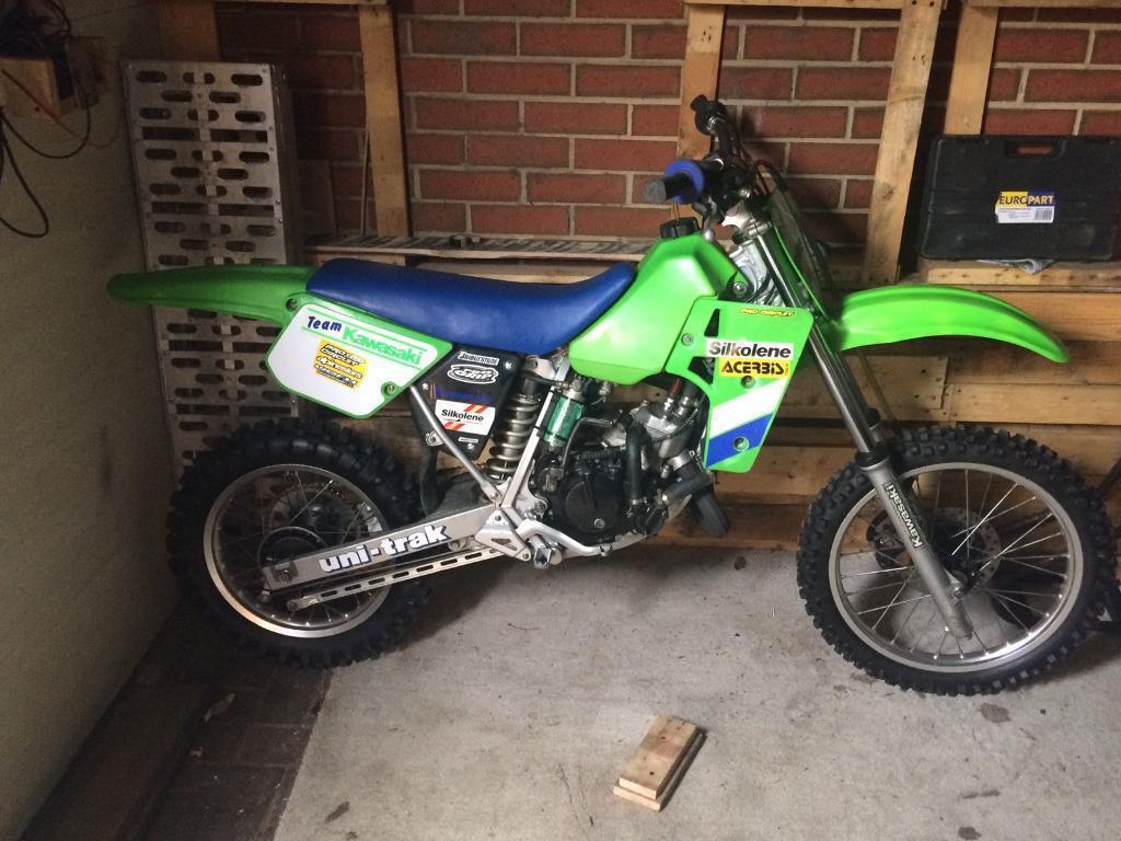 Kawasaki Kx Cc