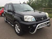 55 plate Nissan xtrail sat nav lovely looking