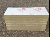 INSULATION BOARDS 75MM 25 PACKS AVAILABLE