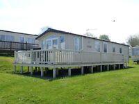 Static Caravan For Sale with Double Glazing & Central Heating At Hoburne Devon Bay Paignton Devon
