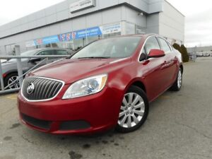 2016 Buick VERANO CX CUIR/ CAMERA ARRIERE/ SIEGES CHAUFFANTS