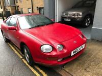 Toyota Celica 1994 2.0 Classic Starts and drives perfect 8Months mot