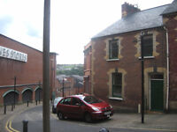 shared accomodation in large room in city centre