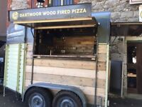 Mobile Wood Fired Pizza Catering Business